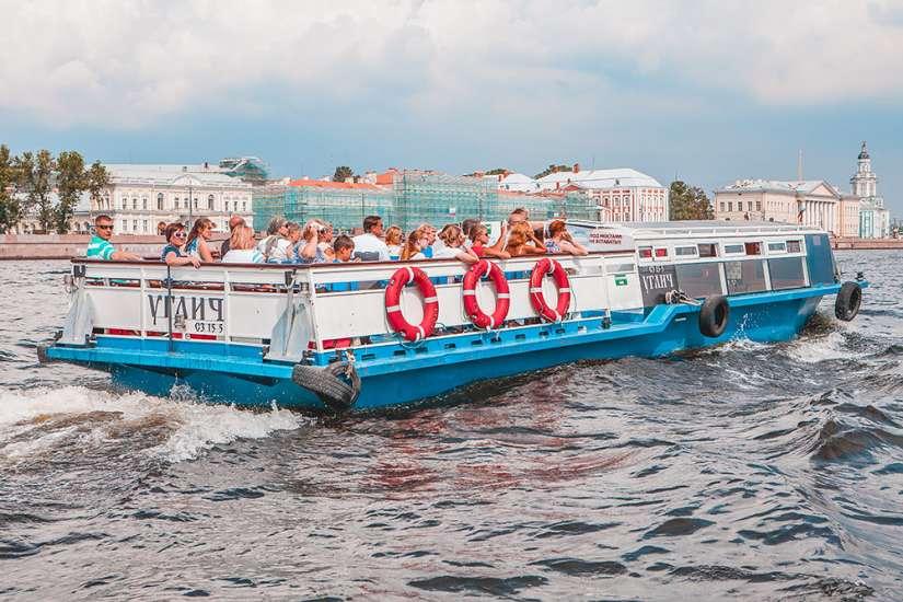 Золотое кольцо Санкт-Петербурга