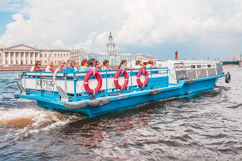 Тайны Екатерининского канала